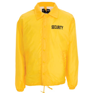 Tact Squad Classic Security Windbreaker - 1112