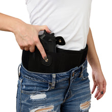 Rebel Tactical Belly Band Concealable Gun Holster