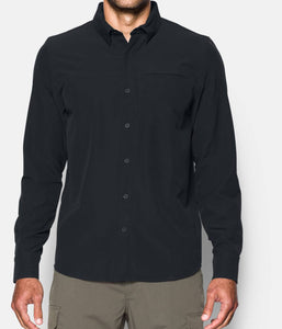 Under Armour 1279635 Tactical Over Shirt Men's Tactical Long Sleeve