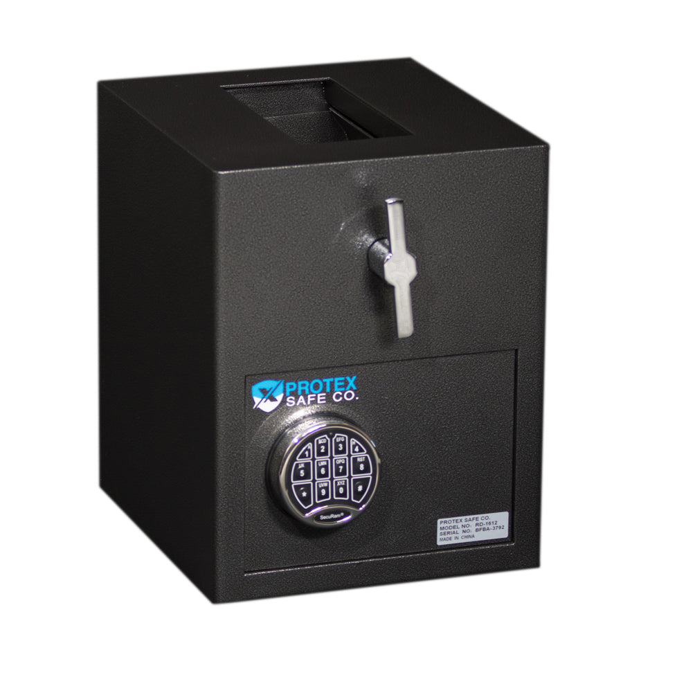 Protex Safe RD-1612 Mini Rotary Hopper Safe