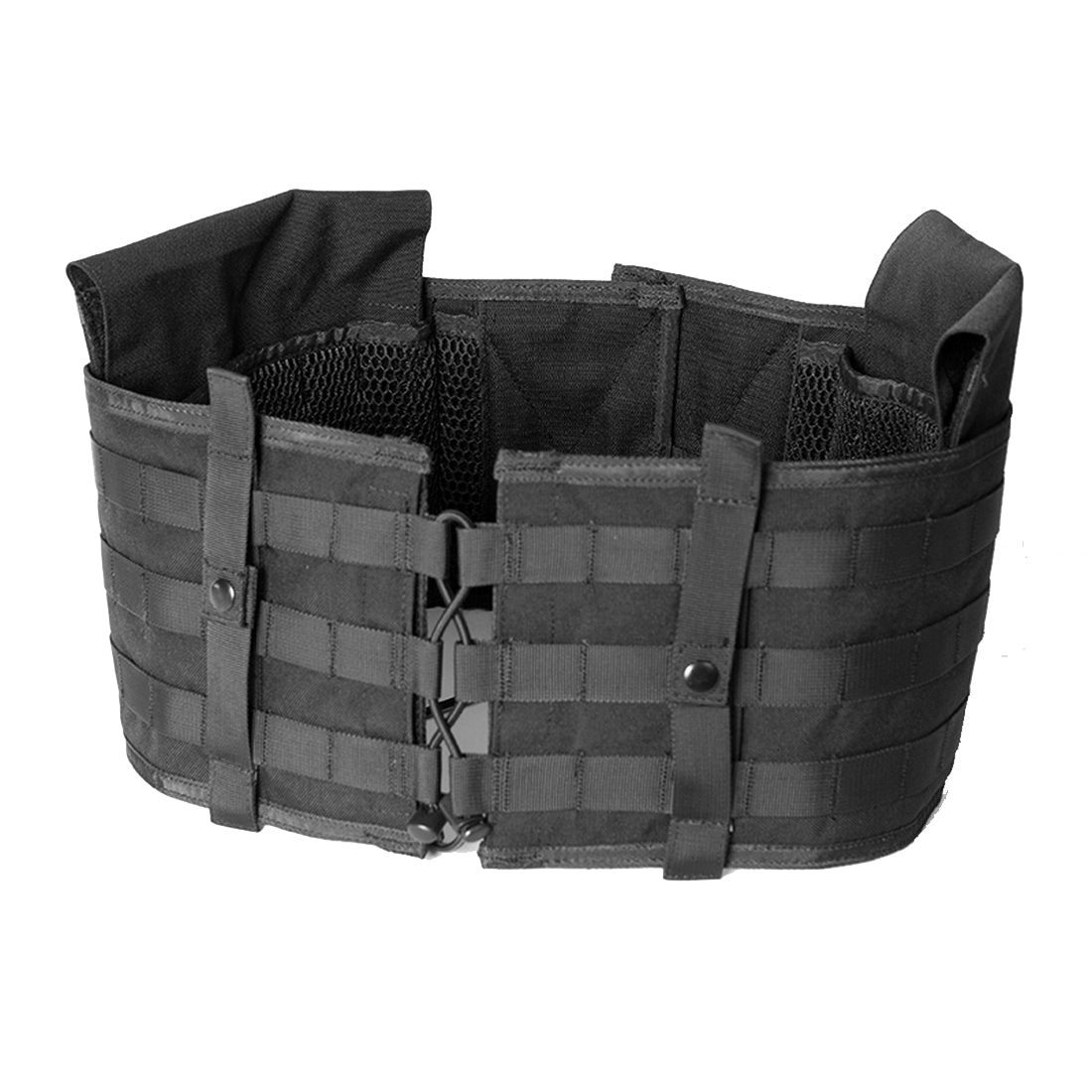 Tactical Plate Carrier Cummerbund - Black