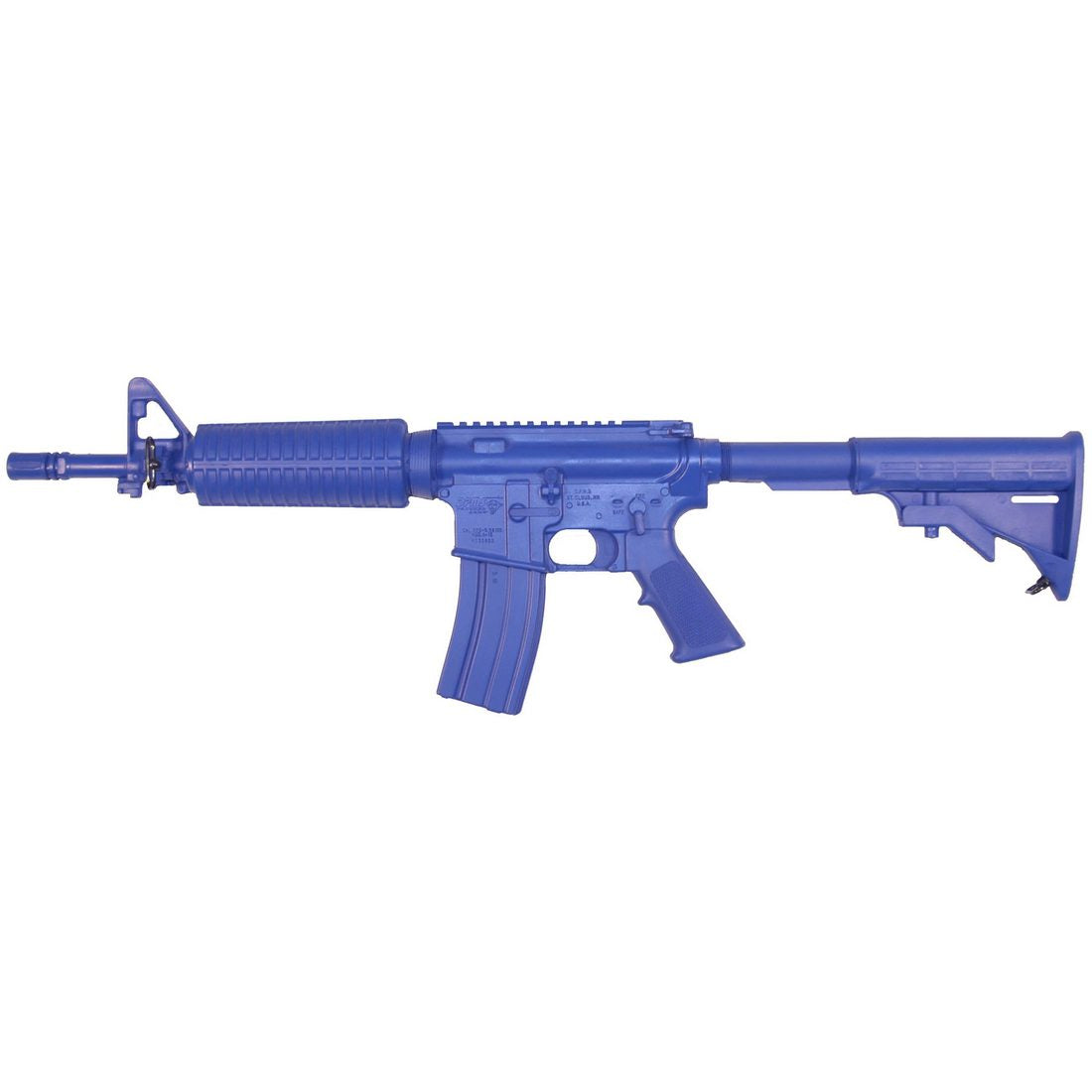 Blueguns FSM4CFT M4 COMMANDO Flat Top Open Stock