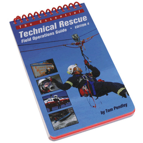 Yates 1810 Technical Rescue Field Guide
