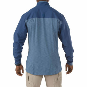5.11 Tactical 72415 Men Rapid Quarter Zip Regatta
