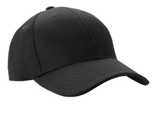 5.11 Tactical 89260 Men Adjustable Uniform Hat Black