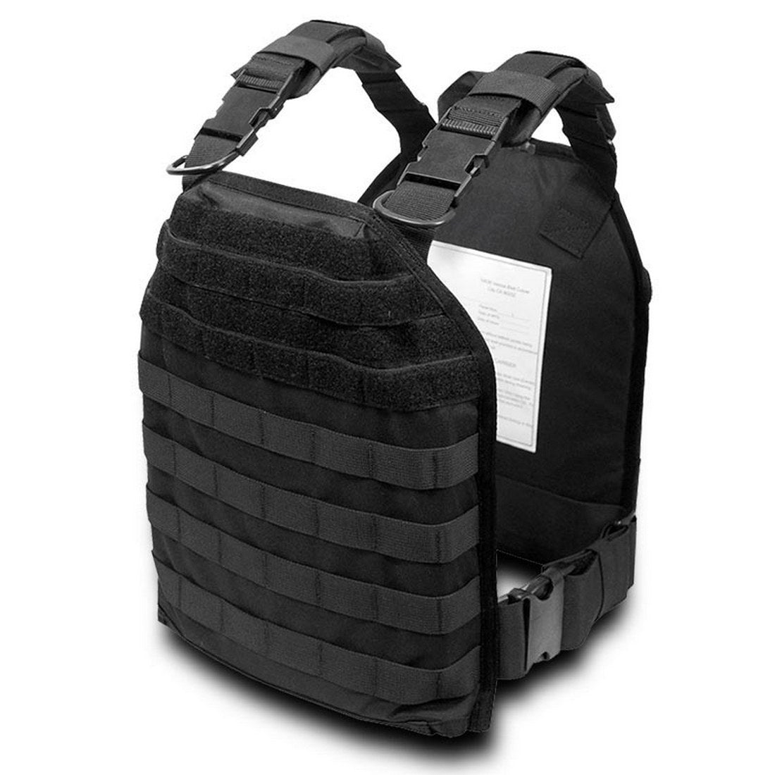 Modular Plate Carrier - Black