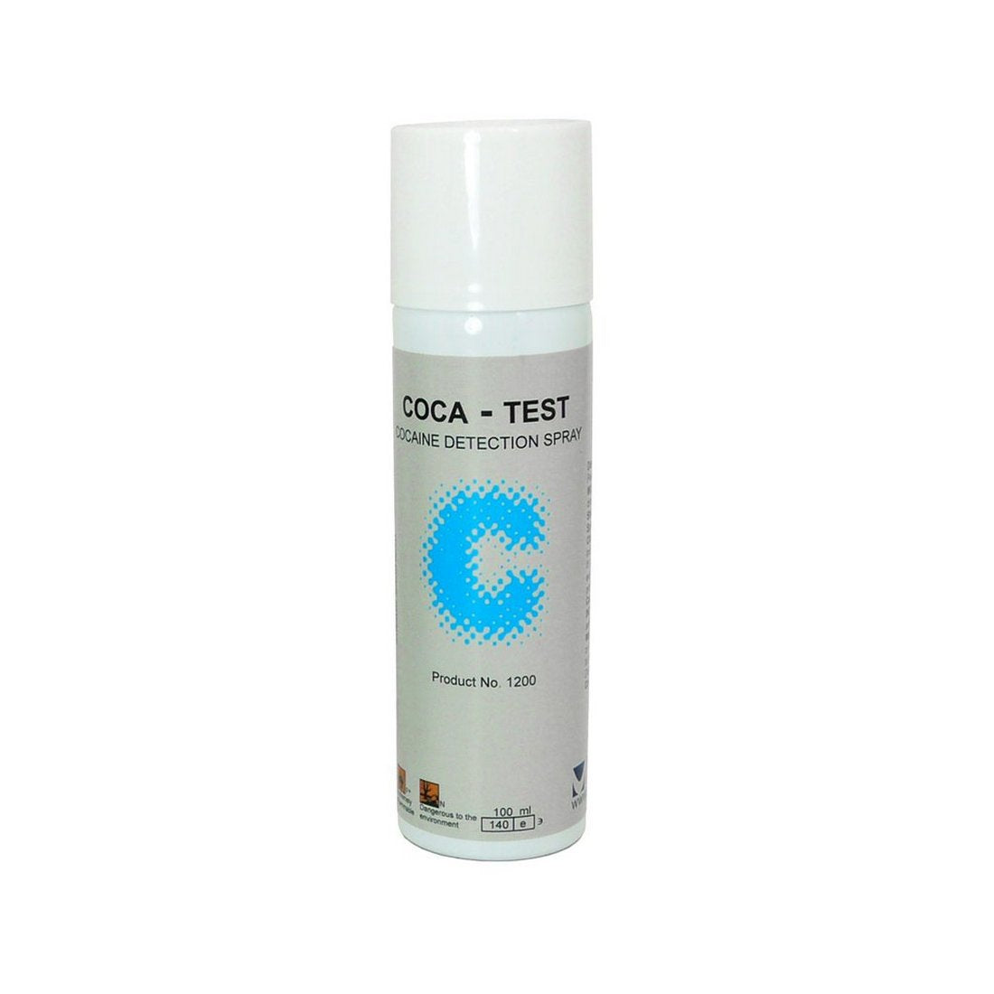 Mistral 1200 Coca-Test (Regular) Drug Detection Aerosol