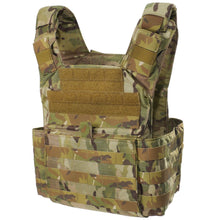 Shellback Tactical Banshee Rifle Plate Carrier - Multicam - Front