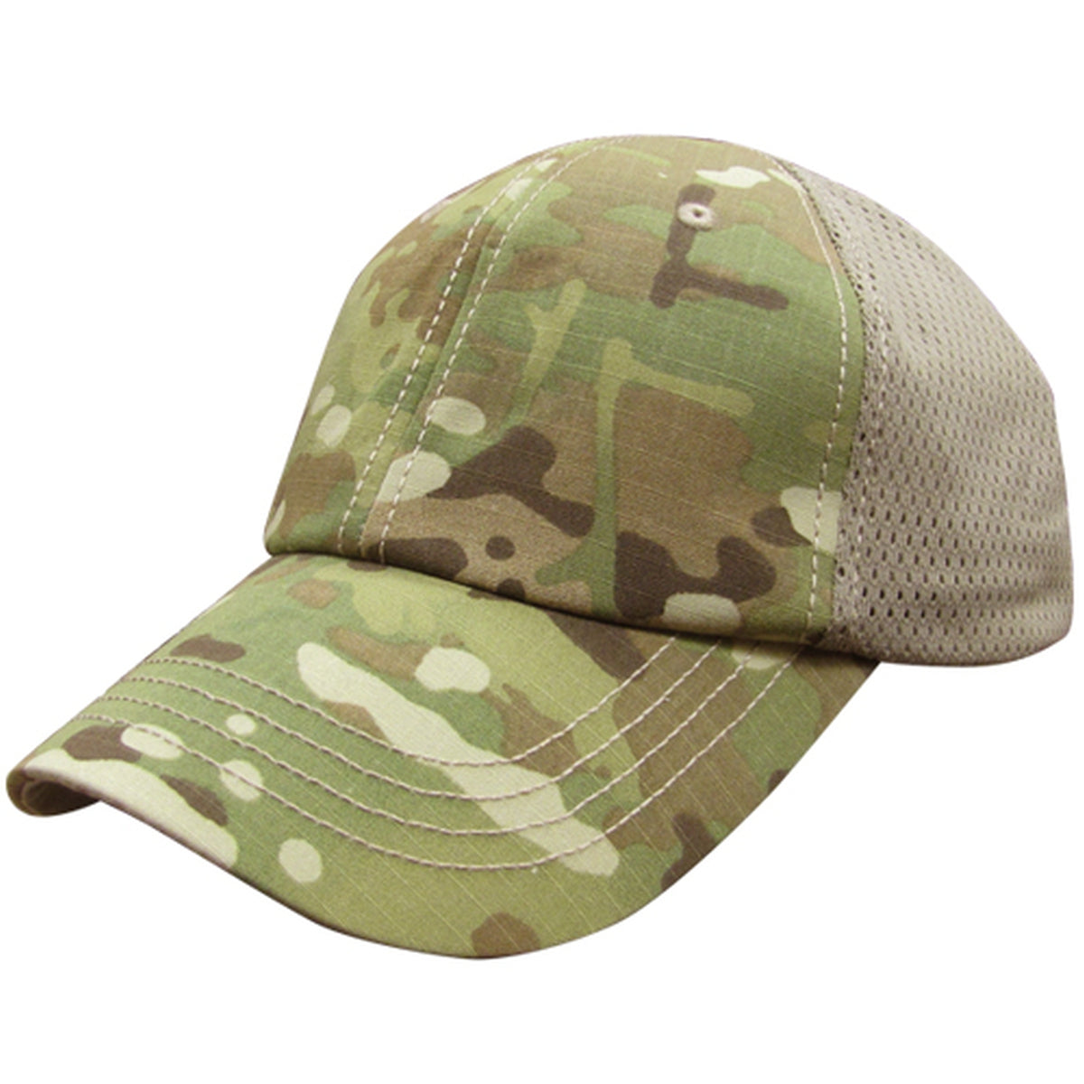 Condor TCT-008 Tactical Team Cap, Multicam - Olive Drab