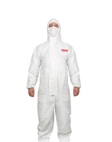Disposable Ultraguard Coverall