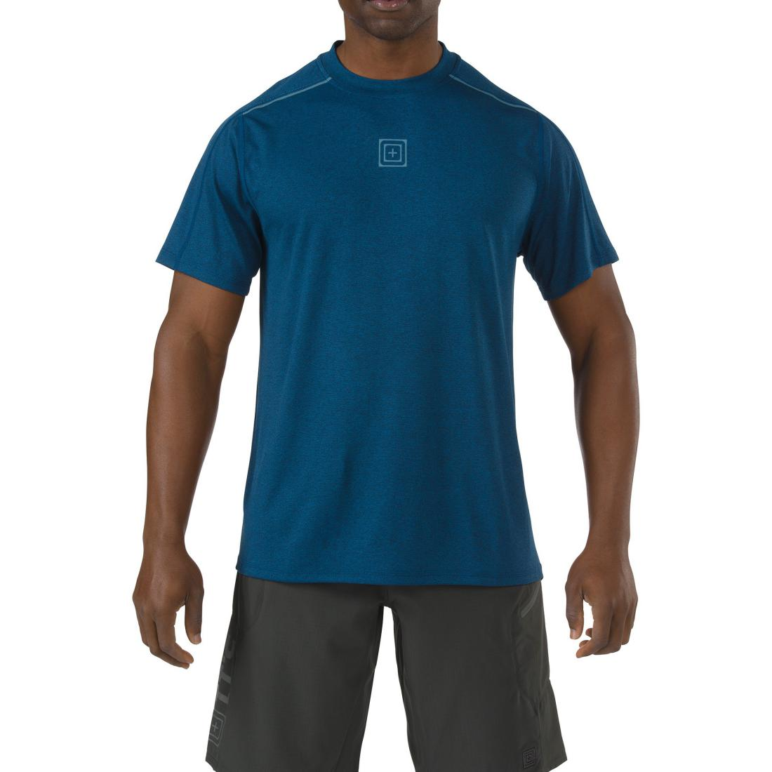 5.11 Tactical 82105 Men Recon Triad Top - Short Sleeve