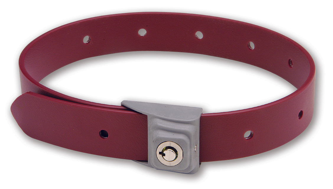 Humane Restraint Polyurethane Locking Buckle Belts