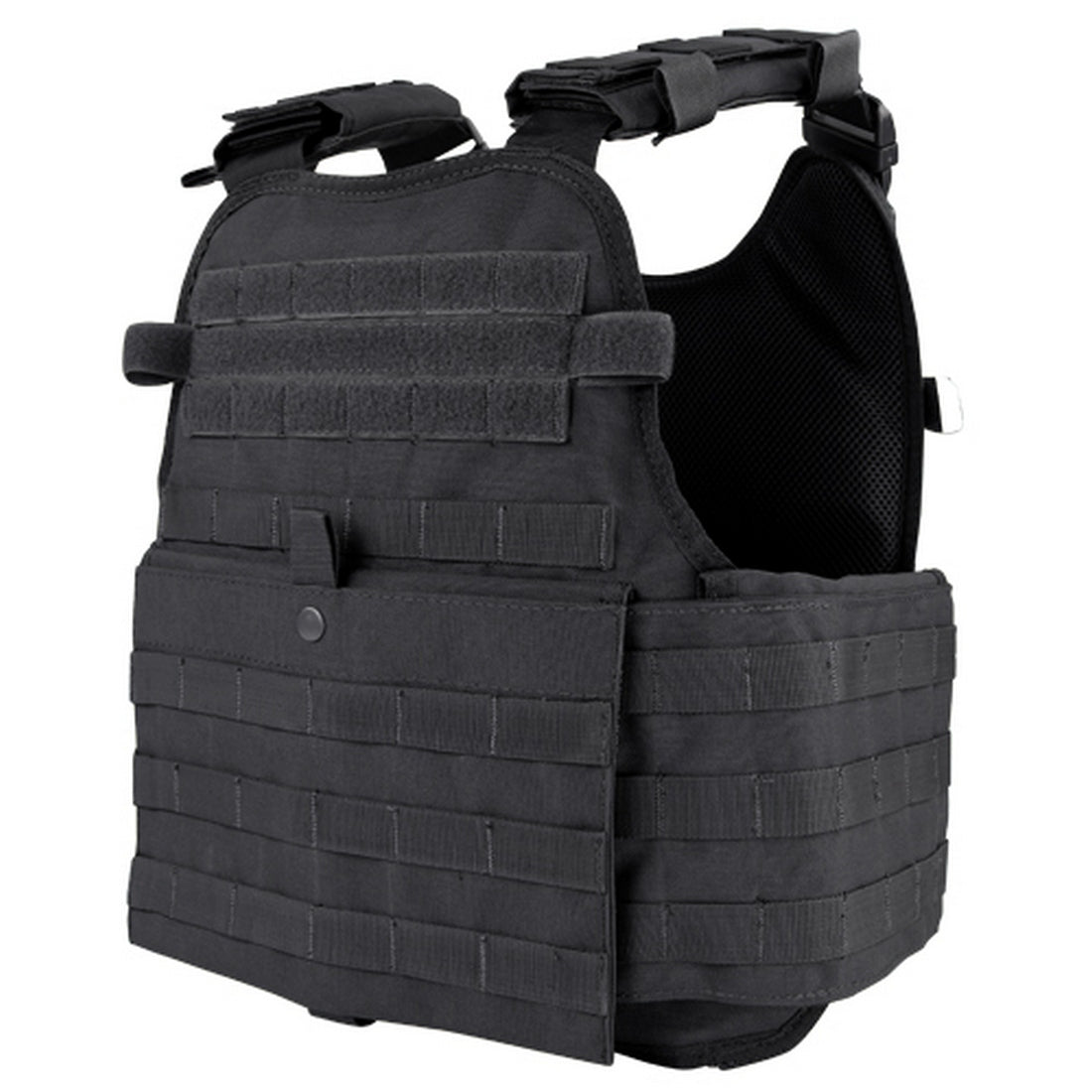condor plate carrier mopc - black