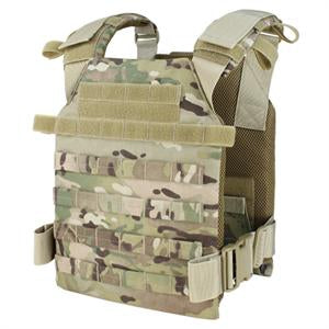 Condor 201042-008 Sentry Light Weight Plate Carrier MultiCam