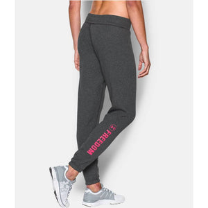 Under Armour 1276989 Favorite Fleece Freedom Women's Tactical Pants