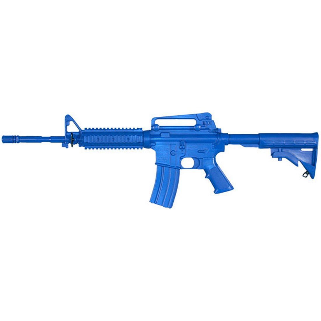 "Blueguns FSM4R14 M4 Open Stock, Fwd Rail, 14"" Barrel"