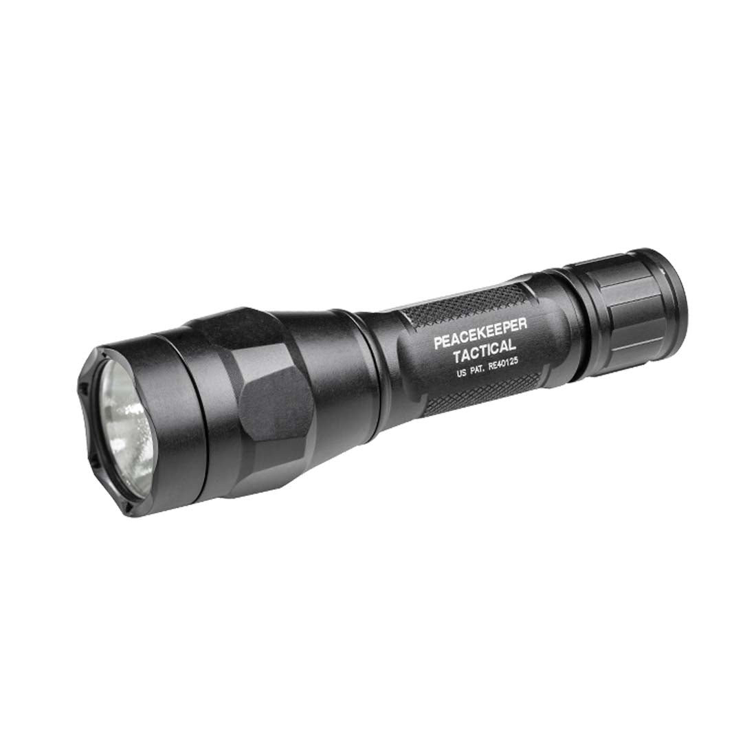 Surefire P1R Peacekeeper Tactical Rechargeable Ultra High Single Output Led Flashlight