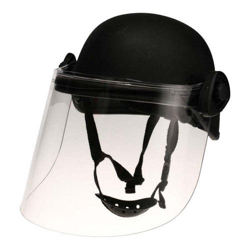 Paulson DK5-H.150 Military Police Riot Face Shields