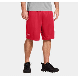 Under Armour 1246315 WWP Training Men's Tactical Shorts - SM - Red