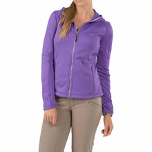 5.11 Tactical 62003 Women's Horizon Hoodie Violet
