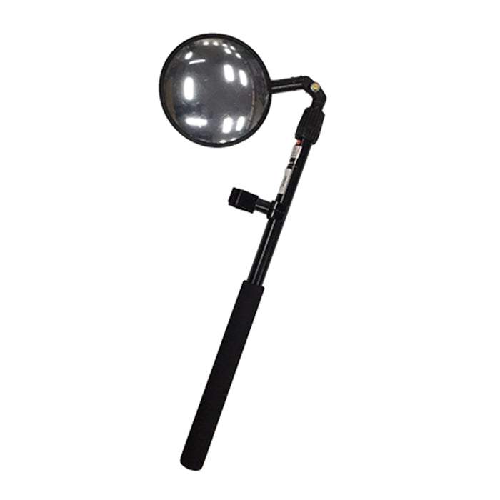 Telescoping Vehicle Inspection Mirror