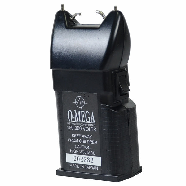 O-Mega Secret Agent Stun Gun 150,000V - Main