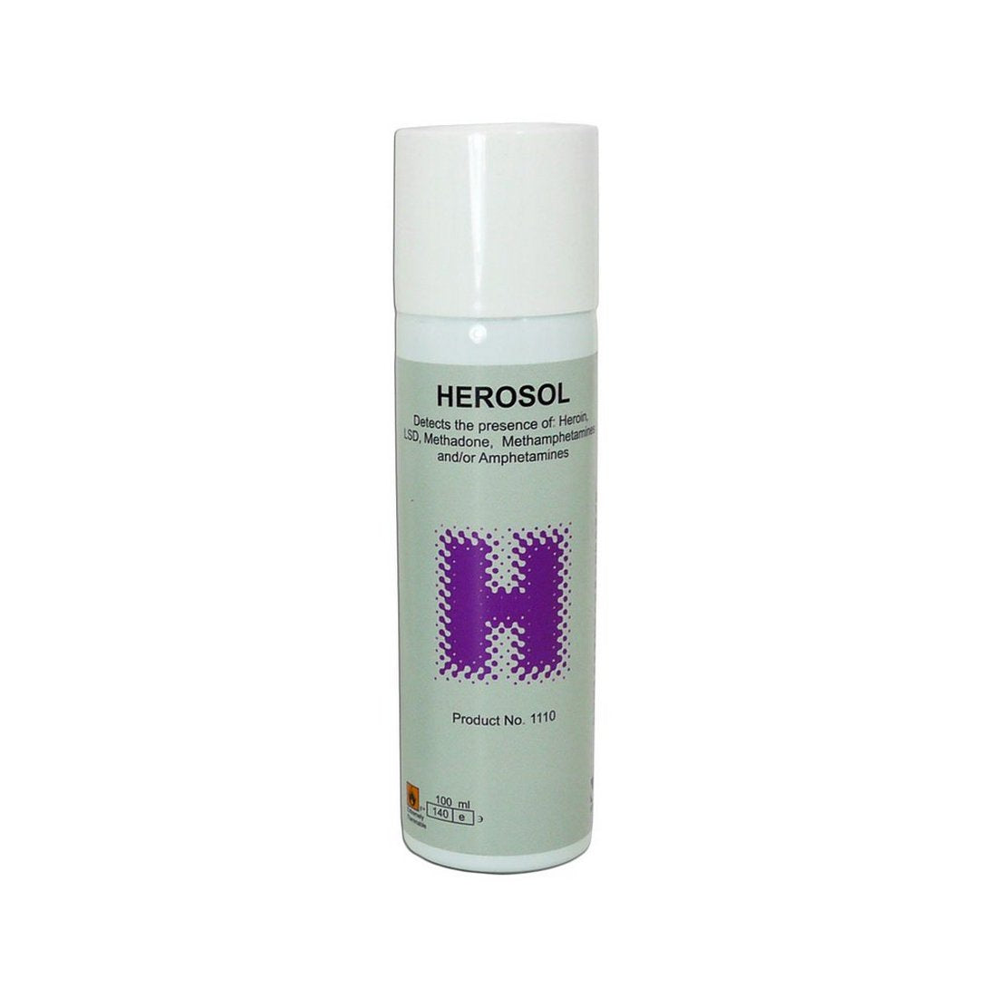 Mistral MIS-01110 Herosol (Regular) Drug Detection Aerosol