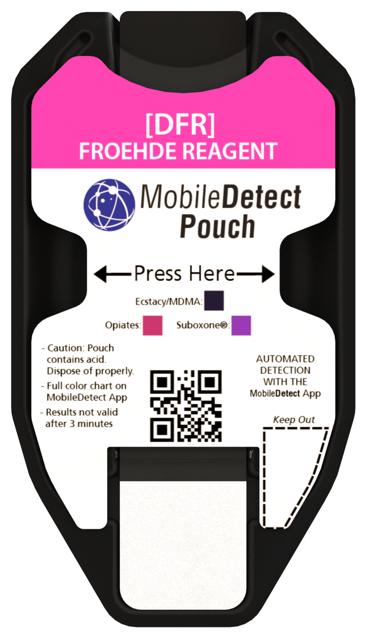 DetectaChem Froedhe Reagent