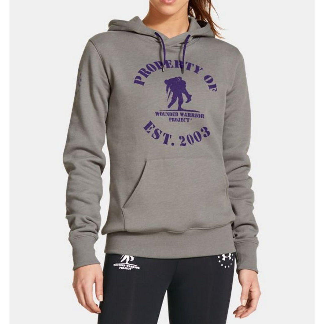 Under Armour 1249222 WWP Legacy Women's Tactical Hoodie