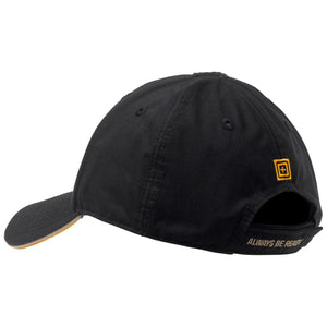 5.11 Tactical 89057 Men The Recruit Hat Black