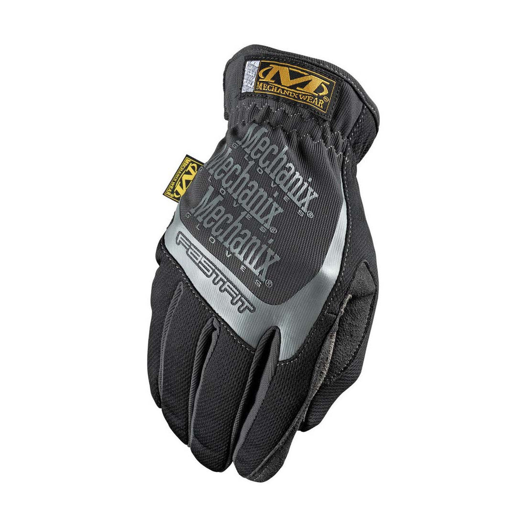 Mechanix Wear MFF-05-008 Black FastFit Work Gloves - Small