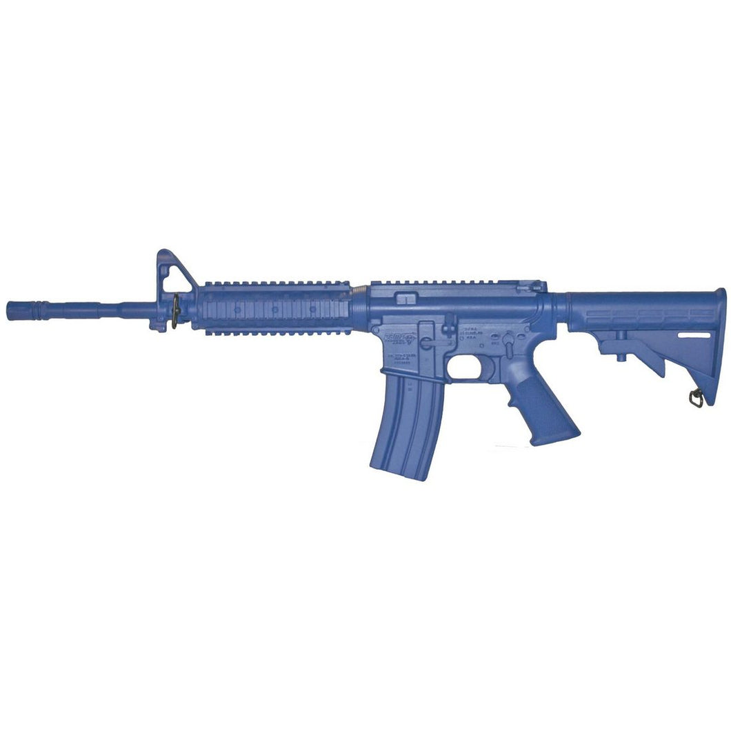 Blueguns FSM4FTRCS14 M4 Flat Top Closed Stock, Fwd Rail, 14