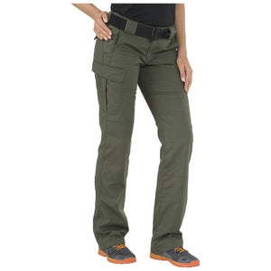 5.11 Tactical 64386 Women's Stryke Pant TDU Green