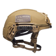 Ballistic helmet - Coyote Brown