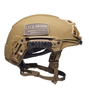 Team Wendy EXFIL Ballistic Helmet - Coyote Brown