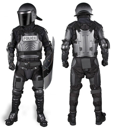 Damascus Gear Modular Hard Shell Crowd Control Suit