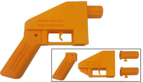 3D Printed Gun - Dummy Replica Training Aid