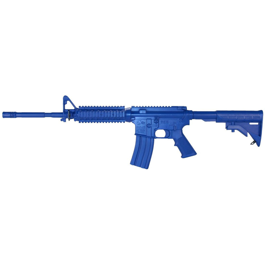 Blueguns FSM4FTR M4 Flat Top Open Stock, Fwd Rail