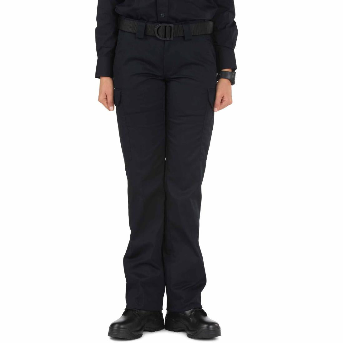 5.11 Tactical 64306 Women's Twill PDU Class - B Cargo Pant Midnight Navy - 2