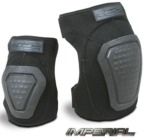 Damascus Gear Imperial Neoprene Knee Pads w/ Reinforced Caps