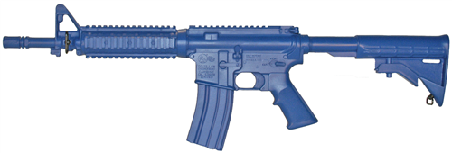 Blueguns FSM4RAS - M4 Fwd Rail W/Adjustable Stock (Weapon)