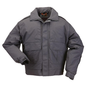 5.11 Tactical 48103 Men Signature Duty Jacket Black