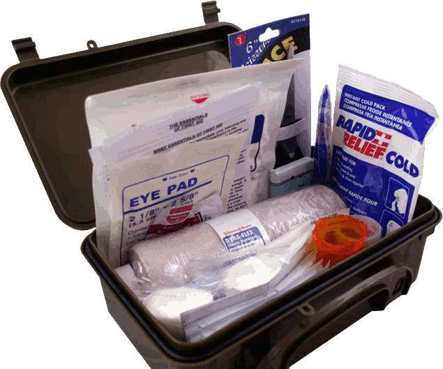 Elite First Aid FA101C - General purpose - Security Pro USA