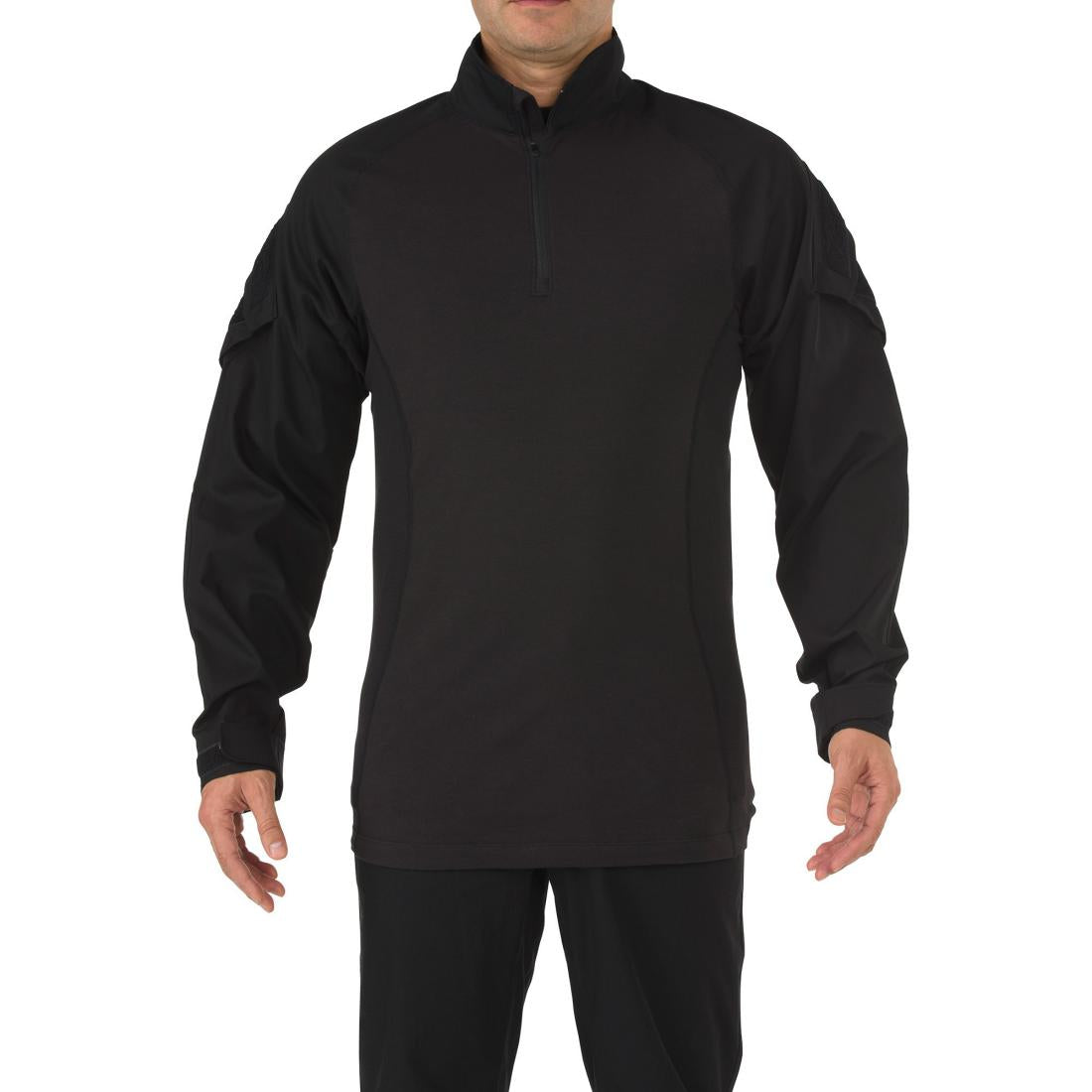 5.11 Tactical 72194 Men Rapid Assault Shirt Black