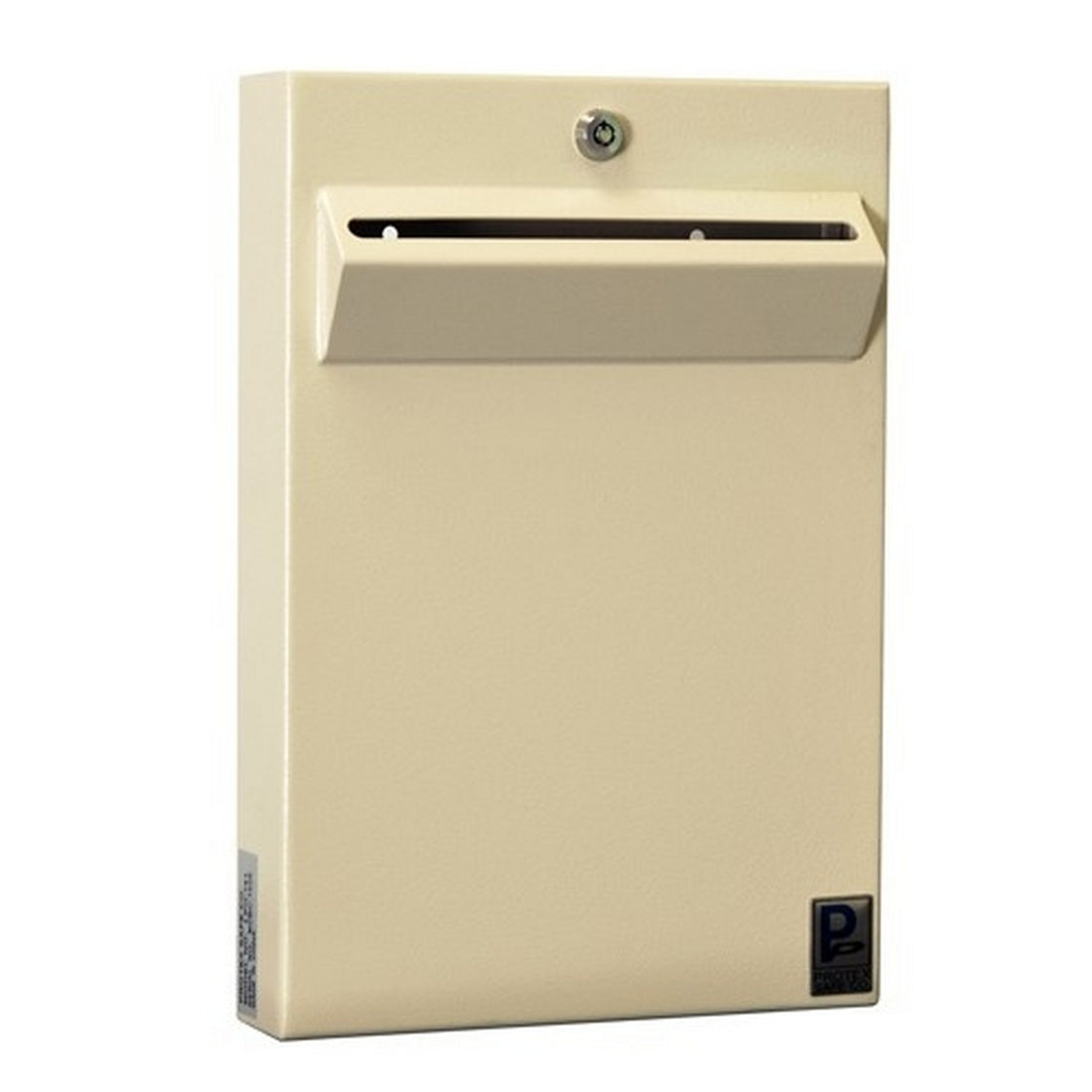 Protex Safe LPD-161 Protex Low-Profile Wall Mount Drop Box