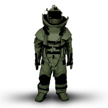 SecPro Advanced EOD Suit - Olive Green