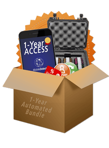 DetectaChem 1 Year Automated Bundle