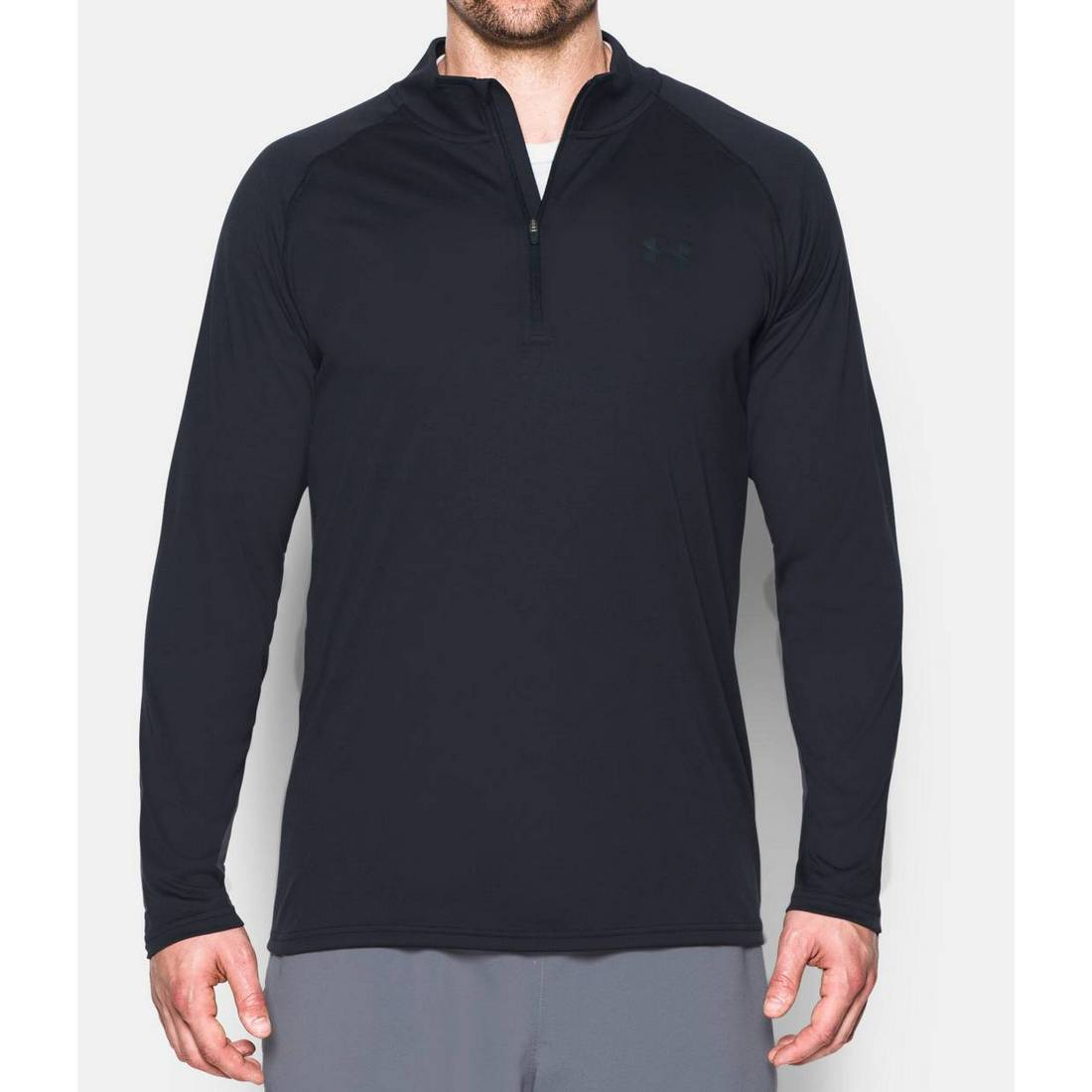 Under Armour 1285765 Tactical Tech ¼ Zip Men's Tactical Long Sleeve