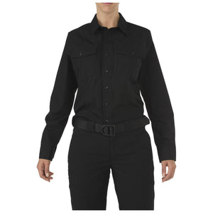 5.11 Tactical 62010 Women's Stryke Class-B PDU Long Sleeve Shirt Black