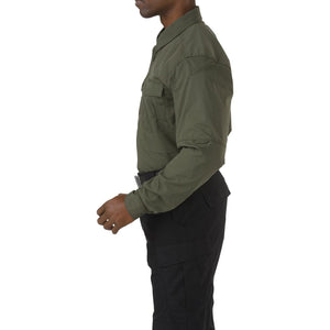 5.11 Tactical 72399 Men Stryke Long Sleeve Shirt TDU Green